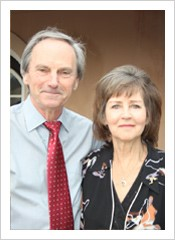 Ewald and Gail Meggersee - Founders of BSR